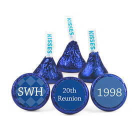 Personalized Class Reunion Sentimental Hershey's Kisses (50 pack)
