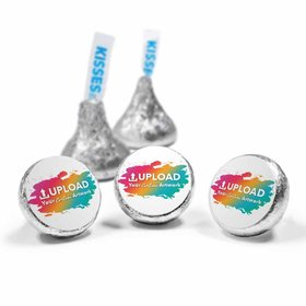 Add Your Custom Artwork Hershey's Kisses Assembled (50 Pack)