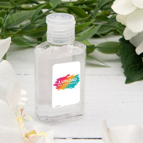 Personalized Hand Sanitizer Add Your Artwork 2 fl. oz bottle
