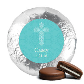 Communion Chocolate Covered Oreos Elegant Cross