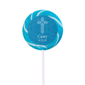 Personalized Communion Elegant Cross- 24 Pack