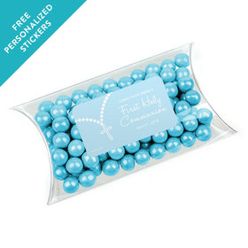 Personalized Communion Pillow Box Rosary (25 Pack)