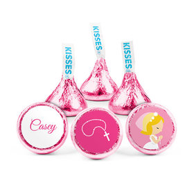 Personalized First Communion Her Prayers Hershey's Kisses (50 pack)