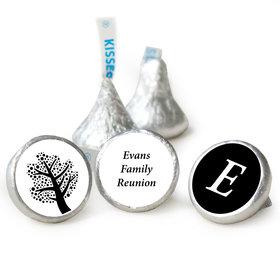 Family Reunion - Branches Stickers - Kisses Candy Assembled Kisses (50 Pack)
