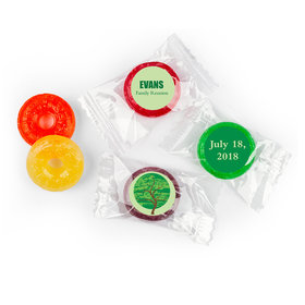 Family Reunion - Roots Stickers - LifeSavers 5 Flavor Hard Candy (300 Pack)