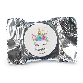 Personalized Birthday Magical Unicorn York Peppermint Patties