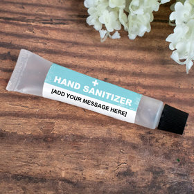 Personalized Hand Sanitizer Tube 0.5 fl. oz.