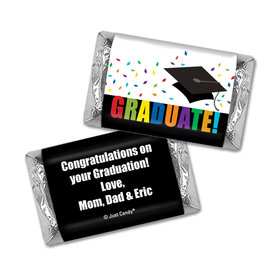 Personalized Graduation Mini Wrappers