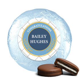 Graduation Chocolate Covered Oreos Seal (24 Pack)