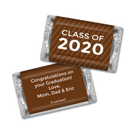 Graduation Personalized Hershey's Miniatures Cameo