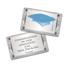 Graduation Personalized Hershey's Miniatures Cap