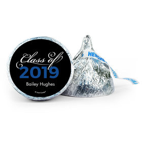 Personalized Graduation Script 7oz Giant Hershey's Kiss