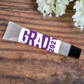 Hand Sanitizer Tube Personalized Graduation Grad 0.5 fl. oz.