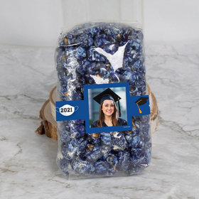Personalized Graduation Photo Candy Coated Popcorn 8 oz Bags