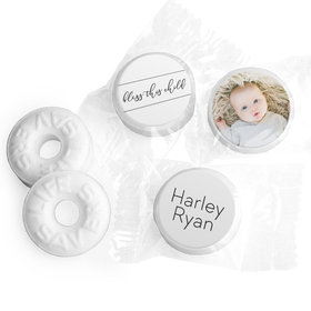 Personalized Religious Little Darling Blessings Life Savers Mints