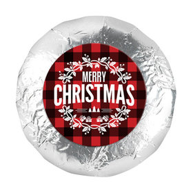 """Christmas 1.25"""" Stickers (48 Stickers)"""