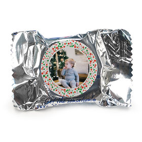 Personalized Christmas Confetti Add Your Photo York Peppermint Patties