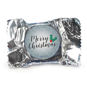 Christmas Holly Merry Christmas York Peppermint Patties