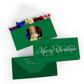 Deluxe Personalized Christmas Bells Roca Chocolate in Gift Box