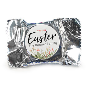 Easter Flowers York Peppermint Patties