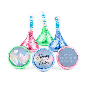 Personalized Easter Timeless Tulips Hershey's Kisses (50 pack)