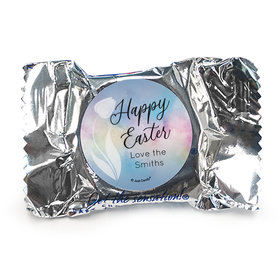 Personalized Easter Timeless Tulips York Peppermint Patties