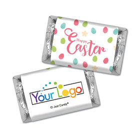 Add Your Logo Easter Eggs & Flowers Hershey's Miniatures