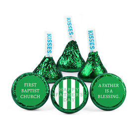 Personalized Father's Day Pillar of Strength Hershey's Kisses (50 pack)