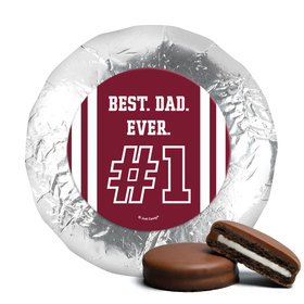 Personalized Father's Day Chocolate Covered Oreos #1 Dad