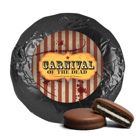 Halloween Personalized Chocolate Covered Oreo Cookies - Carnival of the Dead