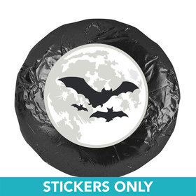 Halloween Personalized Stickers- Lunar Dread (48 Stickers)