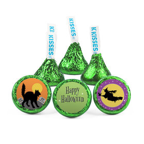 Personalized Halloween Witch Hershey™s Kisses (50 Pack)