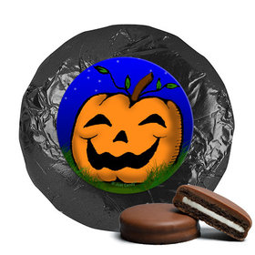 Personalized Halloween In the Patch Chocolate Covered Oreos