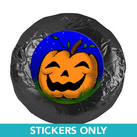 "Personalized Halloween In the Patch 1.25"" Stickers (48 Stickers)"