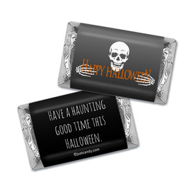 Personalized Halloween Fright Night Hershey's Miniatures