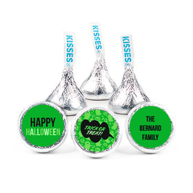 Personalized Halloween Spooky Phrases Hershey's Kisses (50 pack)