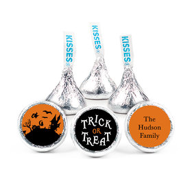 Personalized Halloween Sweet Treats Hershey's Kisses (50 pack)