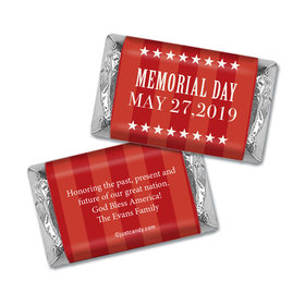 Personalized Candy Bars Never Forget