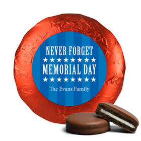 Never Forget Chocolate Drenched Oreo Cookies (24 Pack)