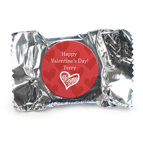 Valentine's Day Scribble Heart York Peppermint Patties