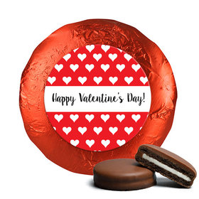 Valentine's Day Little Hearts Chocolate Covered Oreos (24 Pack)