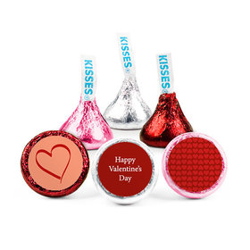 Personalized Valentine's Day ILY Hershey's Kisses (50 pack)