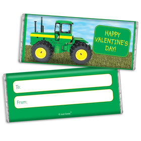 Fill in the Blank Valentine's Day Harvest Chocolate Bar & Wrapper