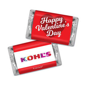 Classic Heart Add Your Logo Hershey's Miniatures