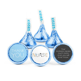 Personalized Nurse Appreciation First Aid Hershey's Kisses (50 pack)