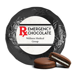 Personalized Nurse Appreciation Milk Chocolate Covered Oreo Cookies Emergency Chocolate