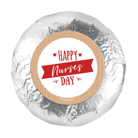 "Nurse Appreciation Happy Nurses Day 1.25"" Stickers (48 Stickers)"