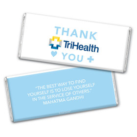 Personalized Nurse Appreciation Add Your Logo Chocolate Bars