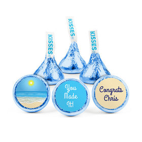 Personalized Retirement Relax Hershey's Kisses (50 pack)