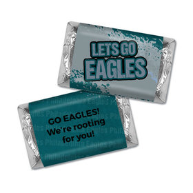 Go Eagles! Superbowl Hershey's Miniatures